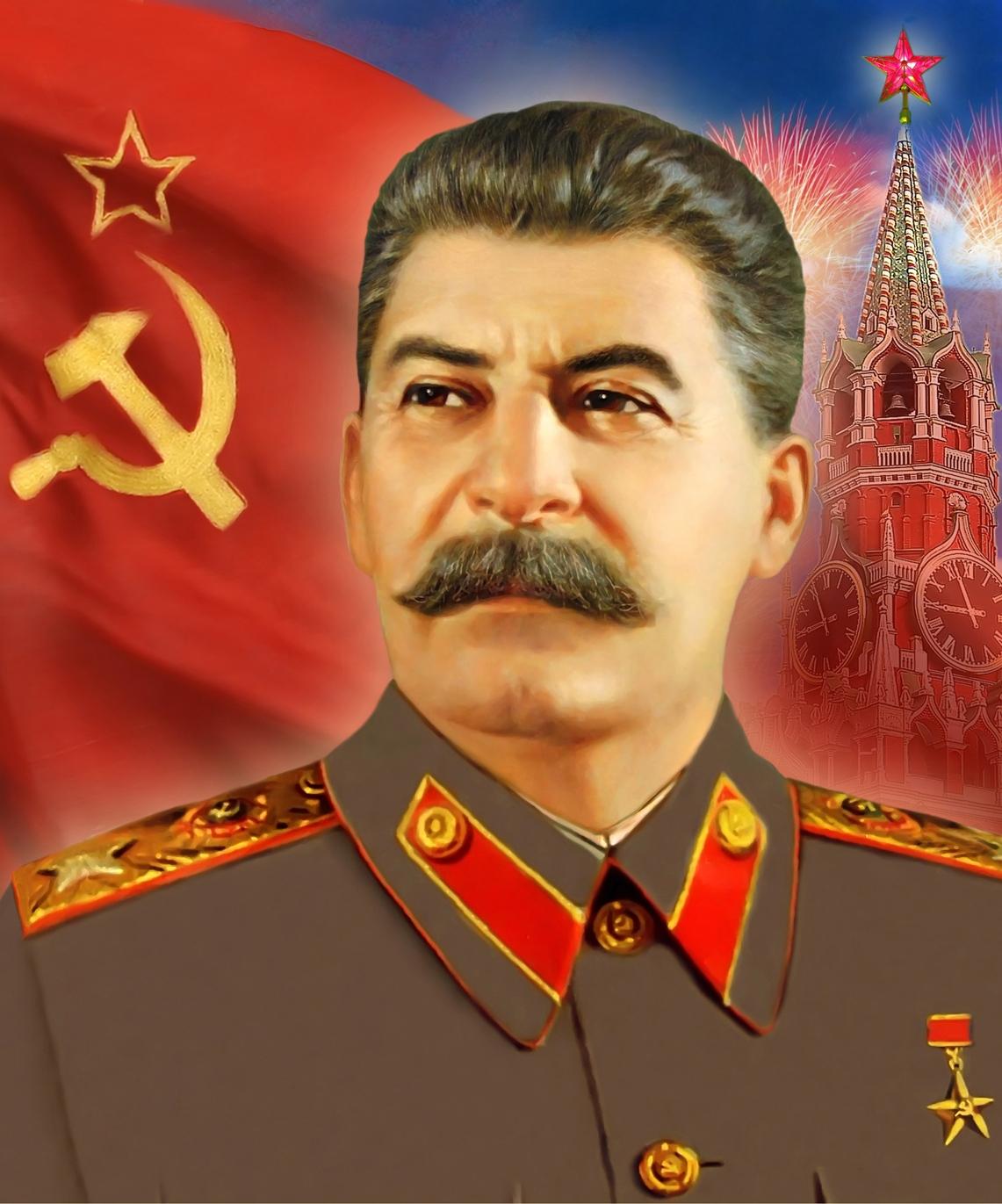 Обои рабочего стола кремль сталин путин