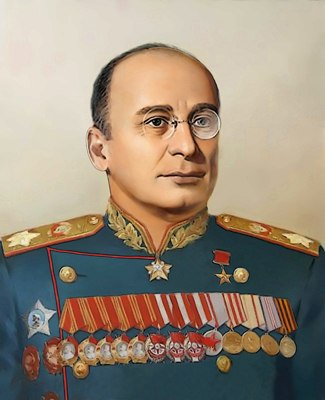 Маршал СССР Л.П.Берия